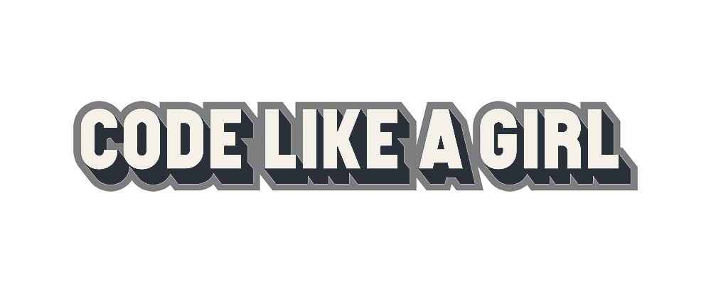 Code Like A Girl logo