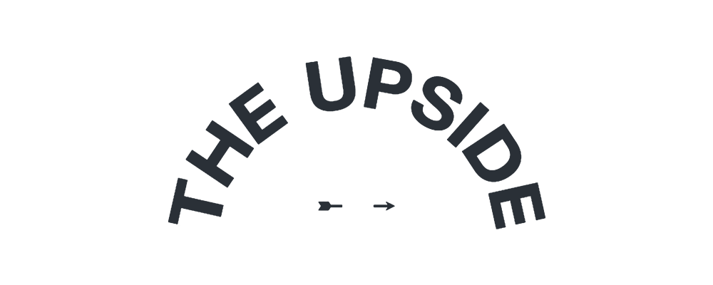 The Upside logo