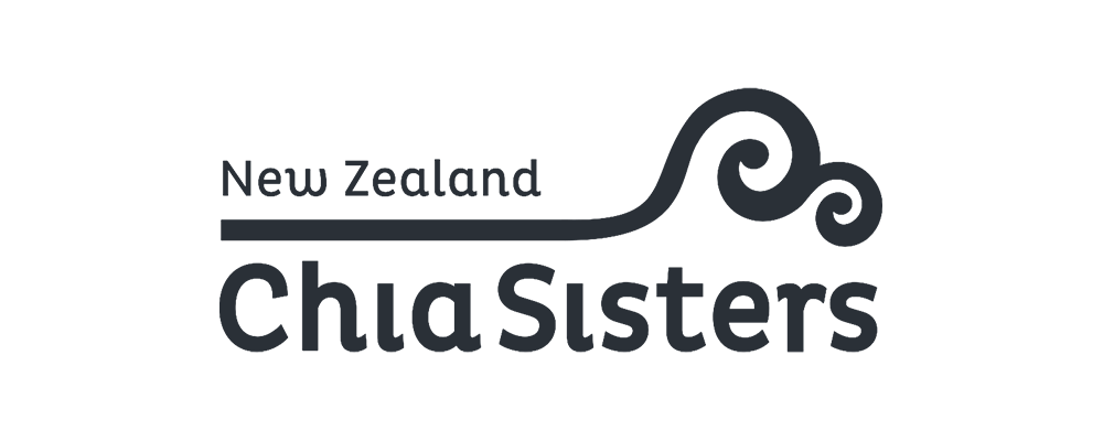 New Zealand Chia Sisters logo