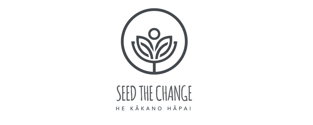 Seed The Change logo