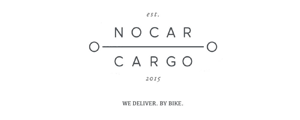 No Car Cargo logo