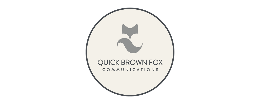 Quick Brown Fox logo