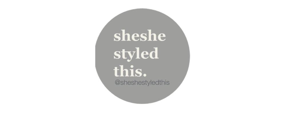 Sheshe logo