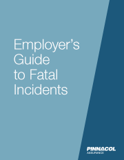 employers guide to fatal incidents cover
