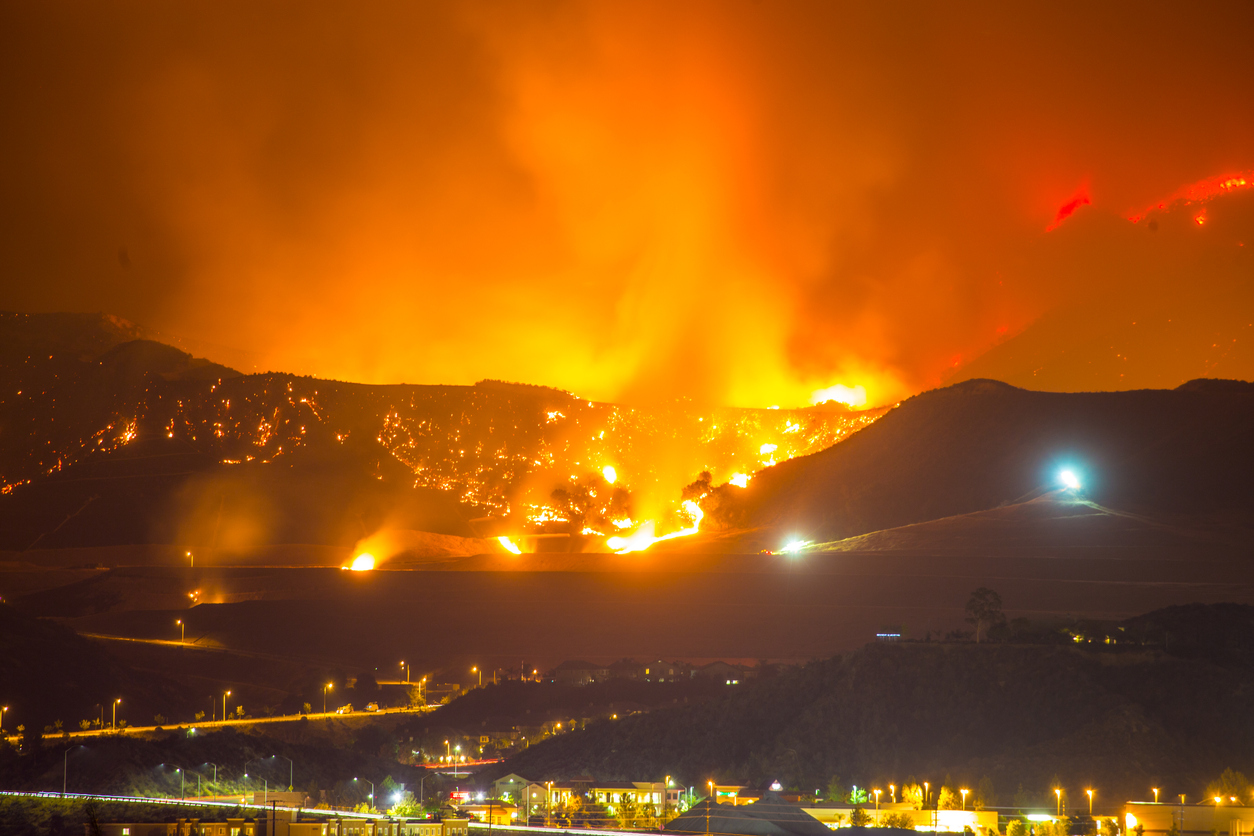 Six ways to protect your employees during wildfire season