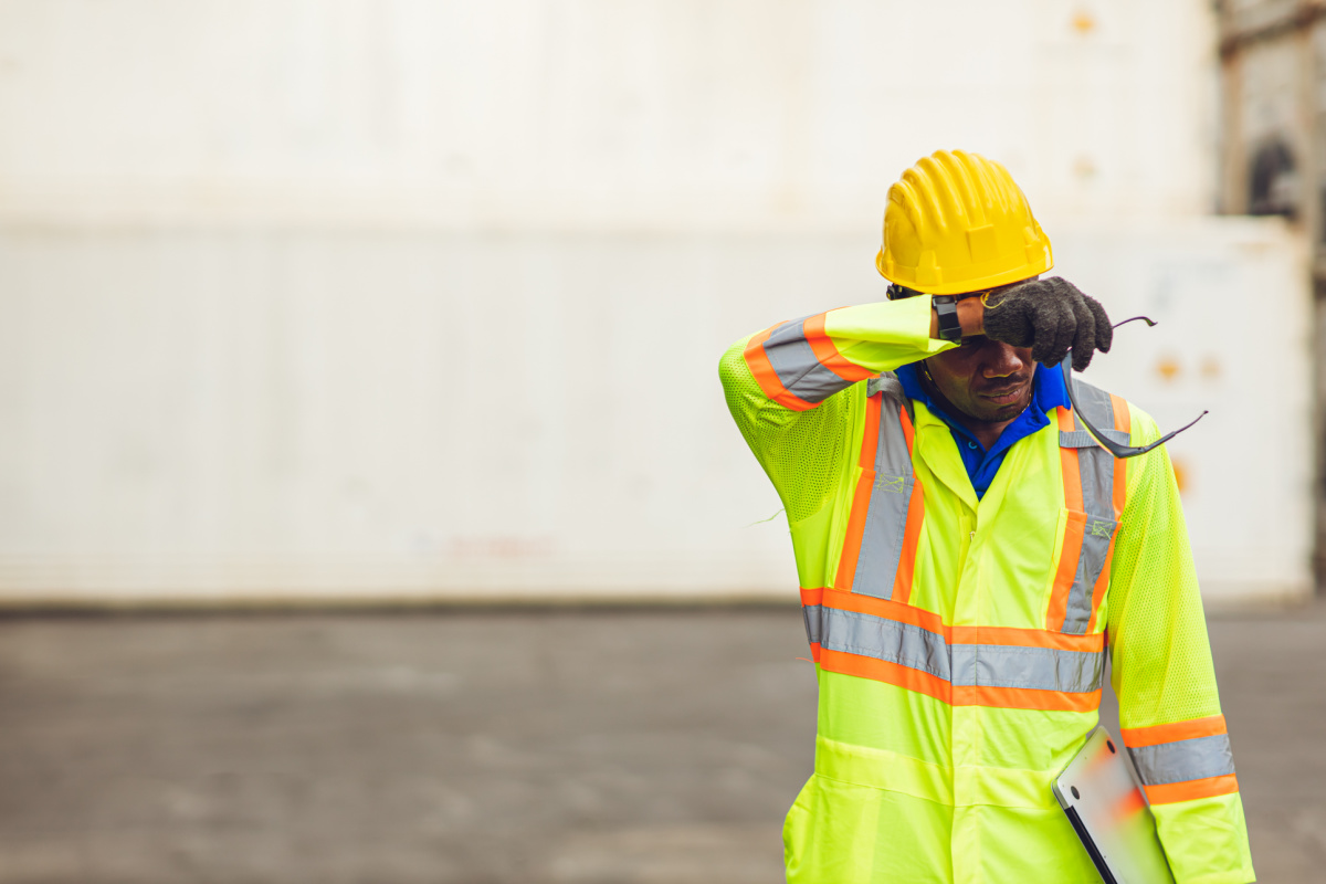 It's hot! Find out how to keep your workers safe in the blazing summer heat