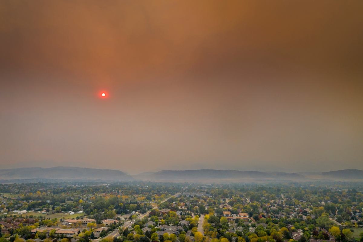 Working in a haze: Protecting employees exposed to wildfire smoke