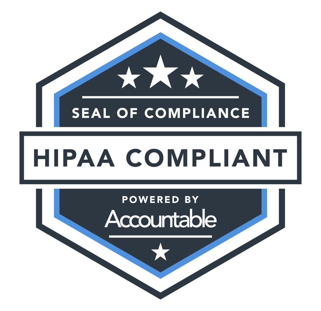 HIPAA compliance certificate