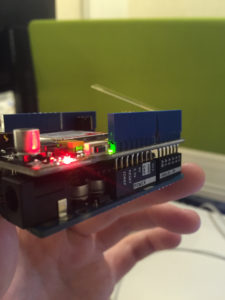 arduino_button_on
