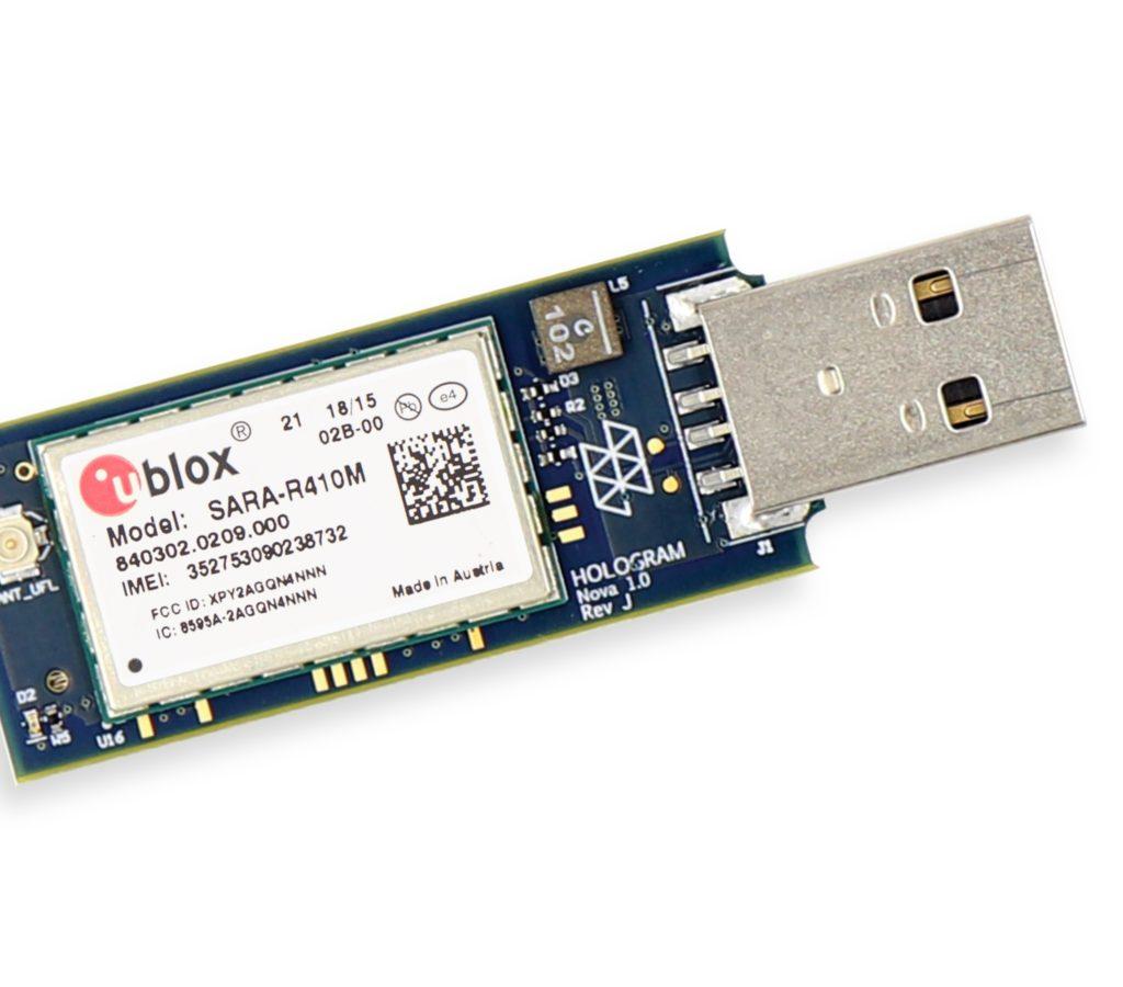 Hologram Nova USB modem