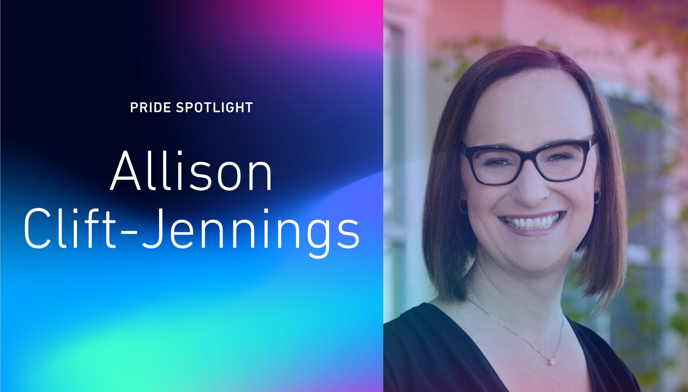 Pride Spotlight: Allison Clift-Jennings