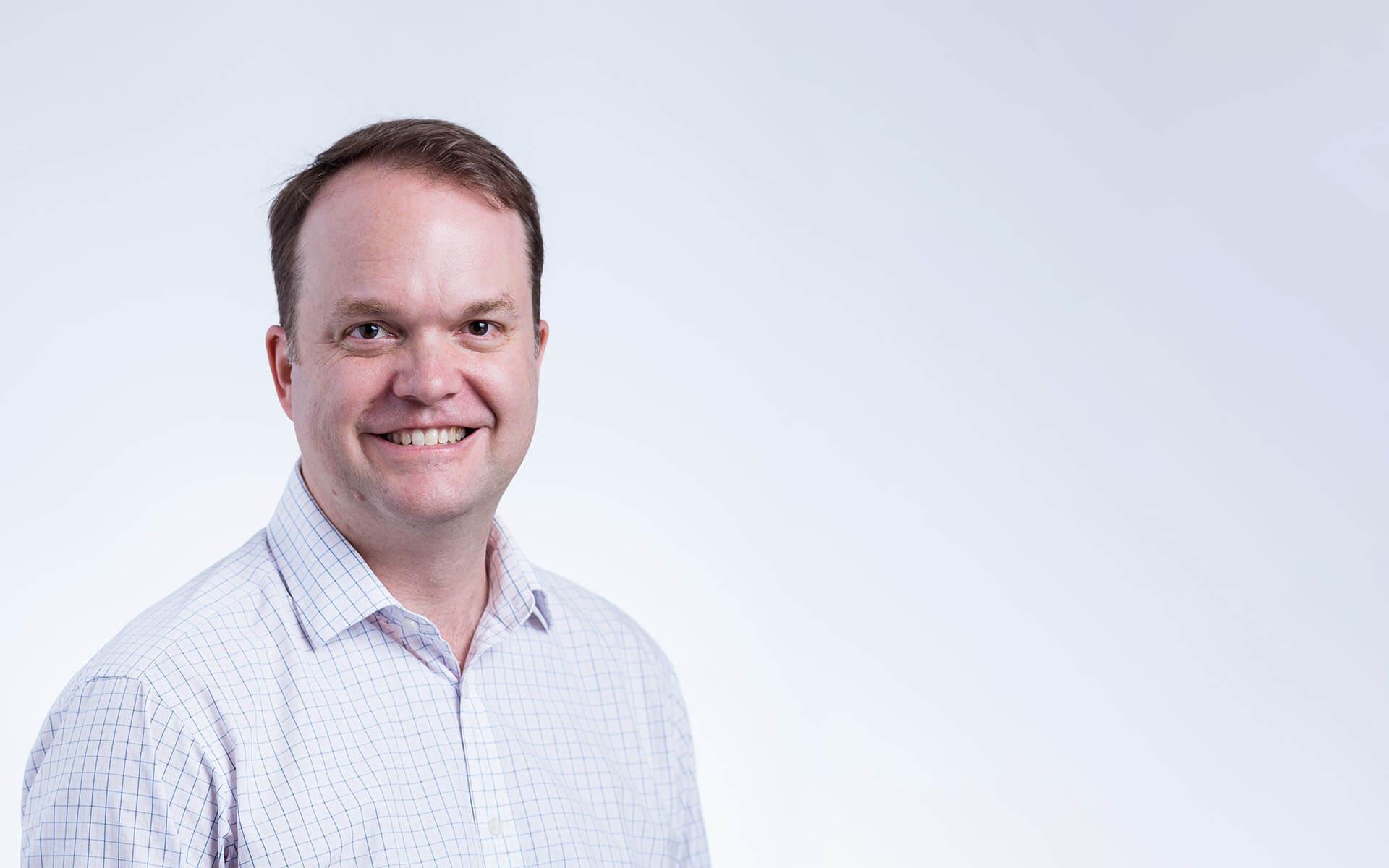 Rich Knapp, Hologram's new vice president of partnerships.