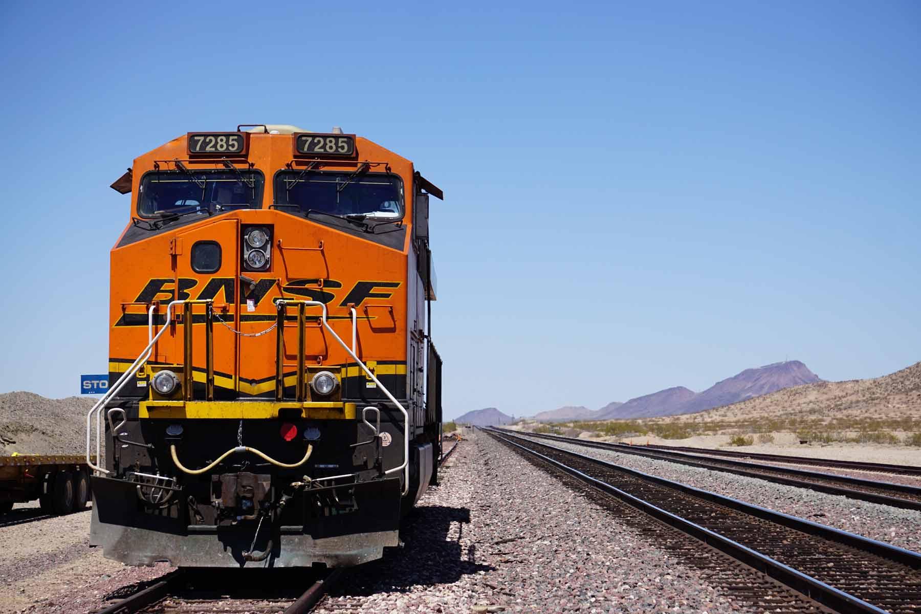 train car engine