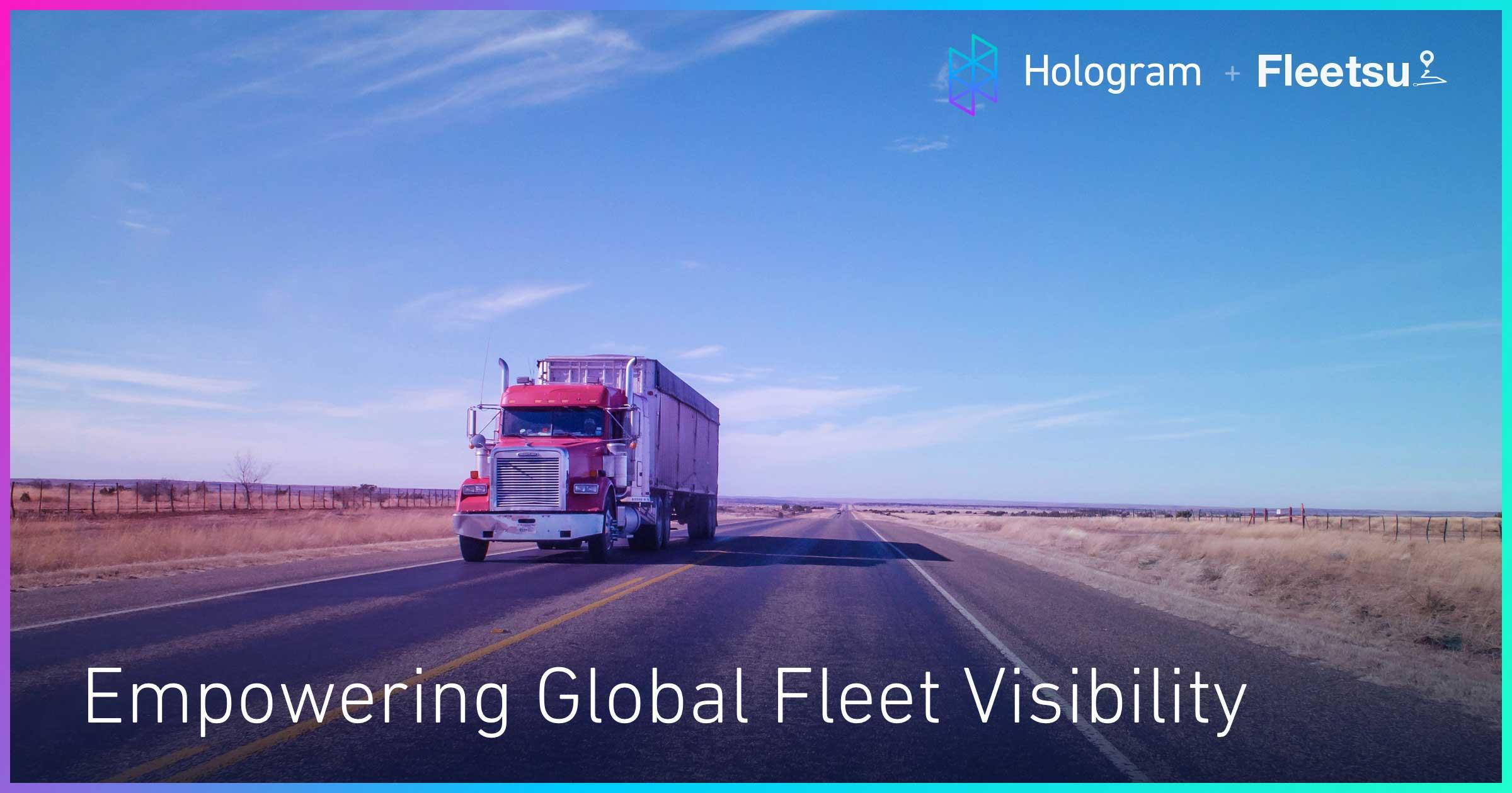 mack truck global fleet visibility
