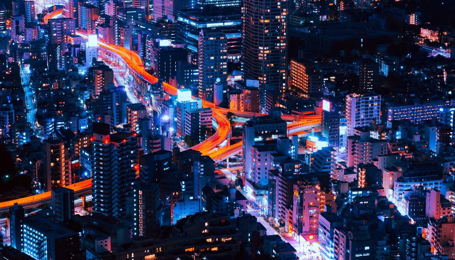 city IoT blockchain