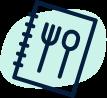Icon symbolizing ingredients