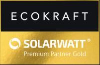 ECOKRAFT SOLARWATT Premium Partner Gold