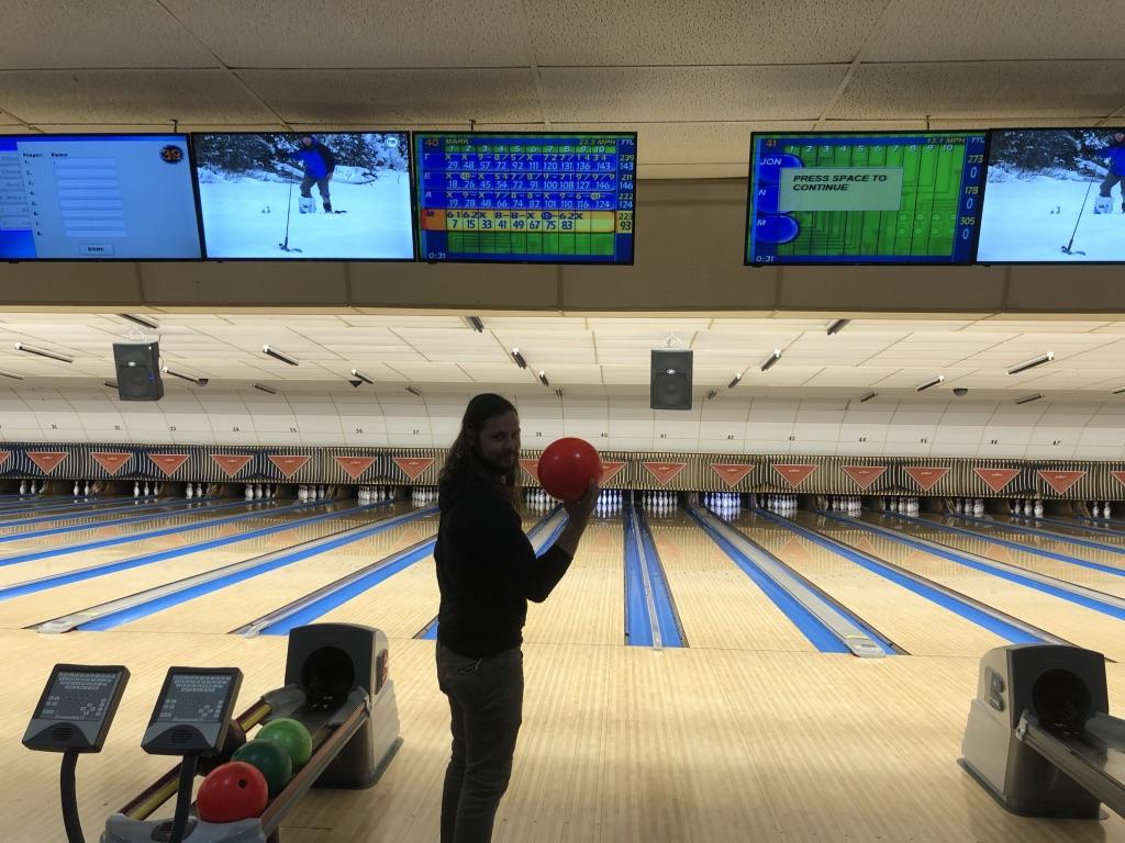 headway team week bowling
