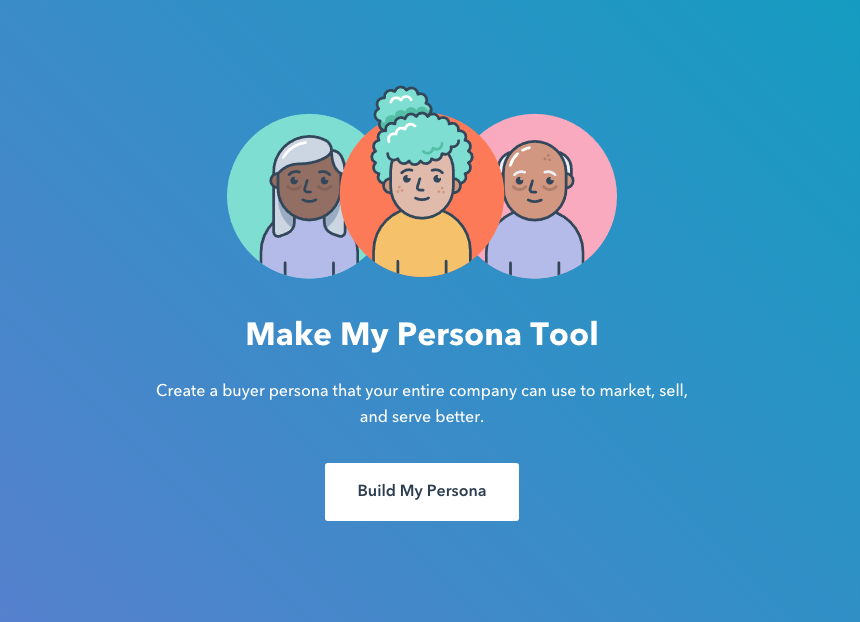 Creating your Startup Personas