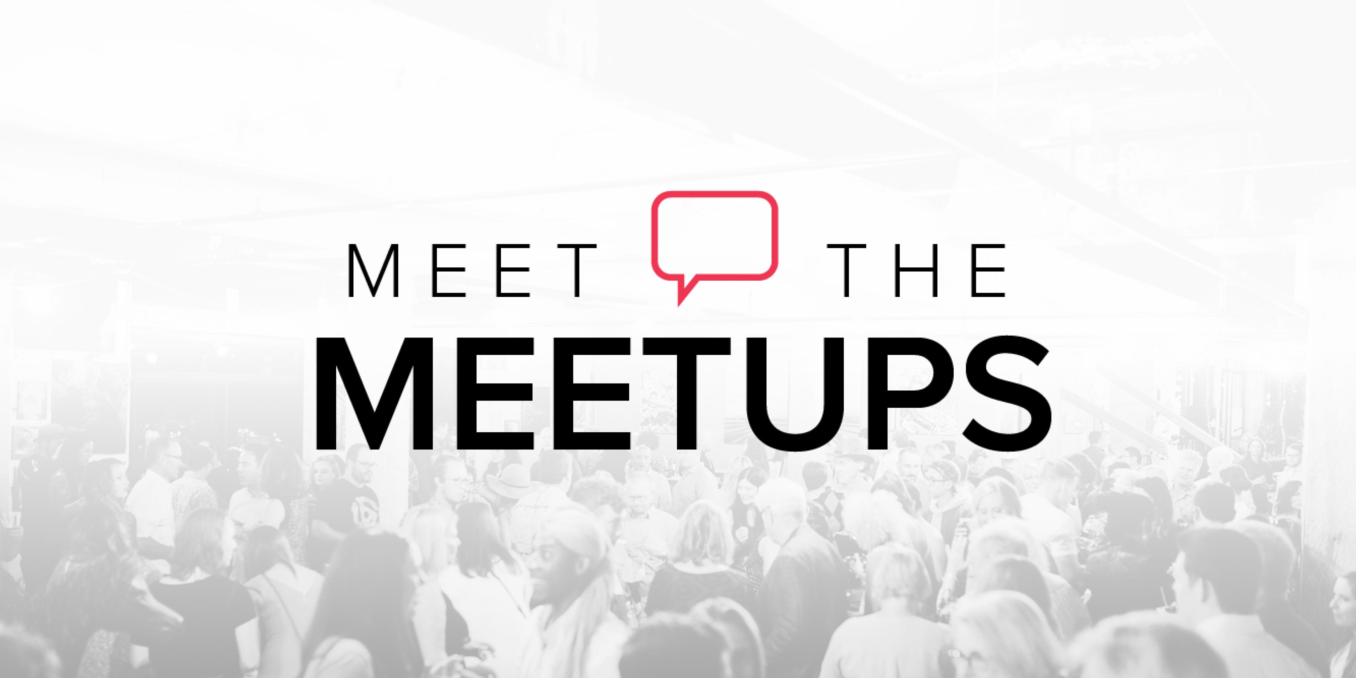 2019 meet the meetups northeast wisconsin promotional graphic