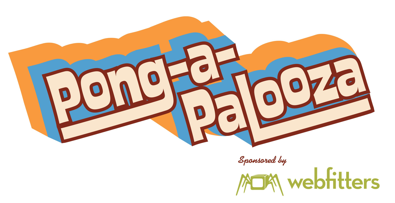 pongapalooza logo