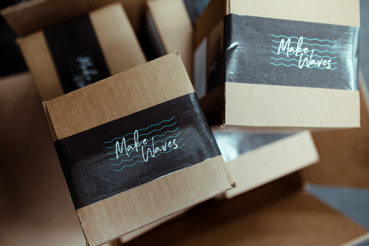 gift boxes packaged