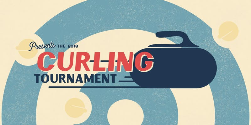 2018 curling tournament graphic