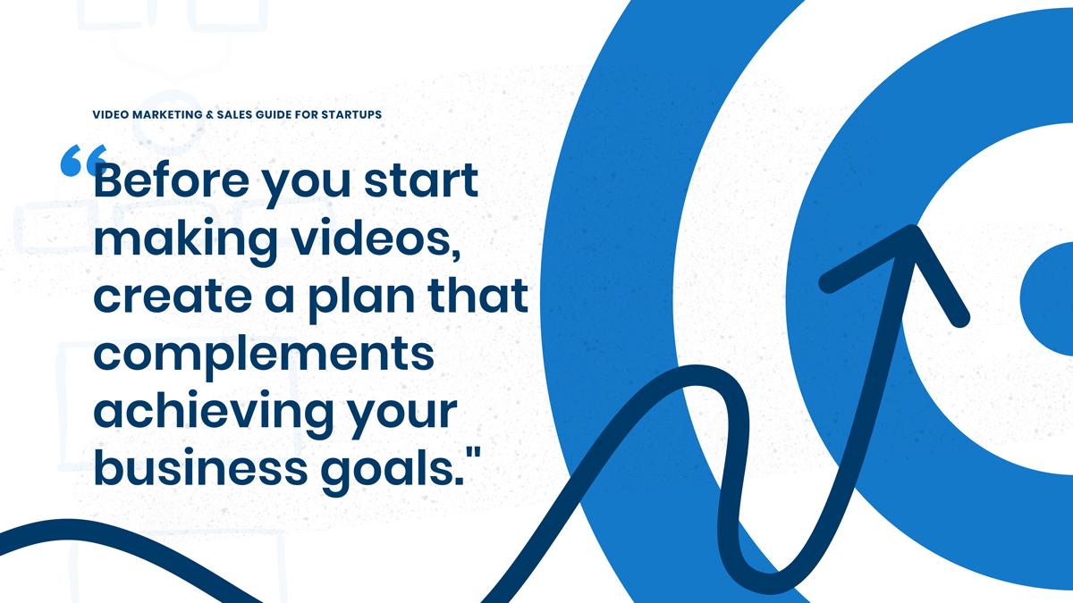 business goals quote graphic