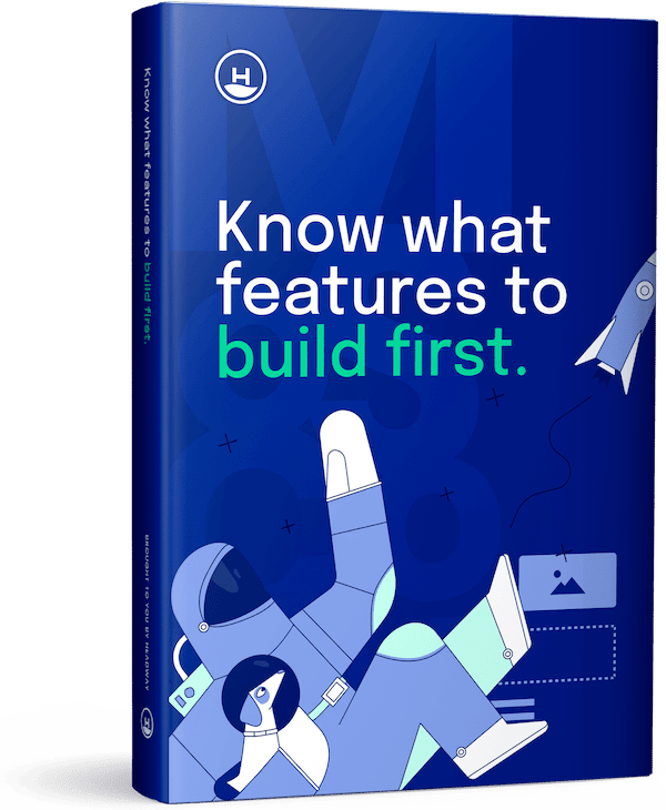 know what features to build first by headway book cover