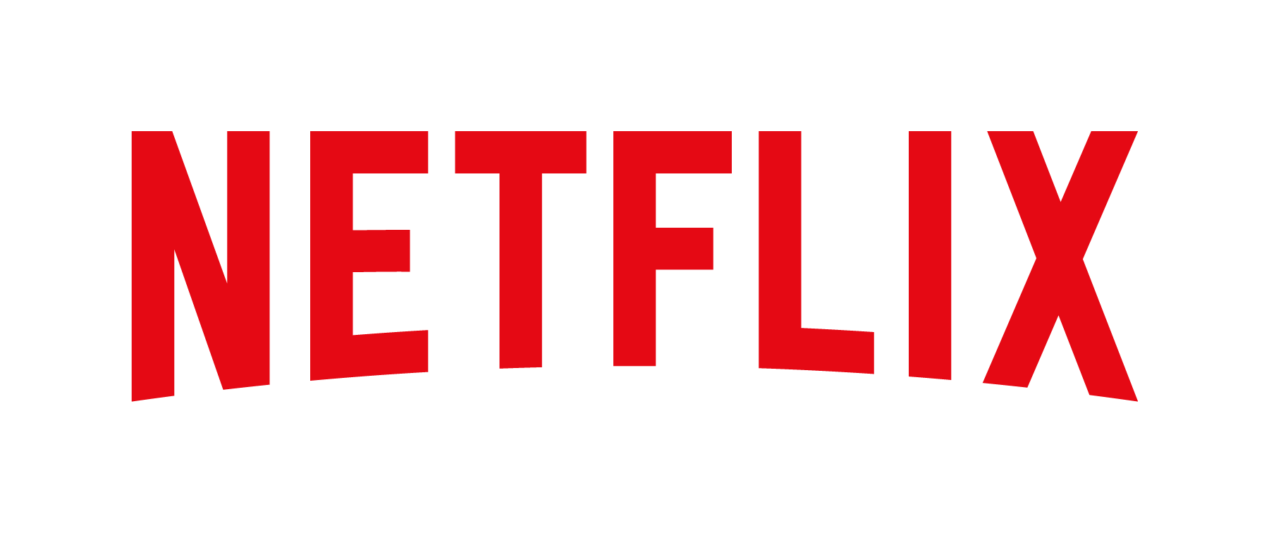 netflix logo in red