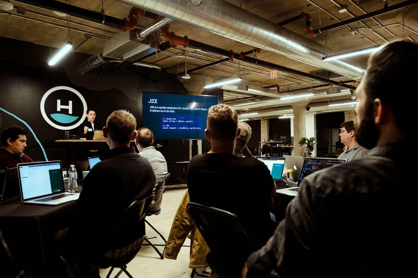 ReactJS Developer Meetup