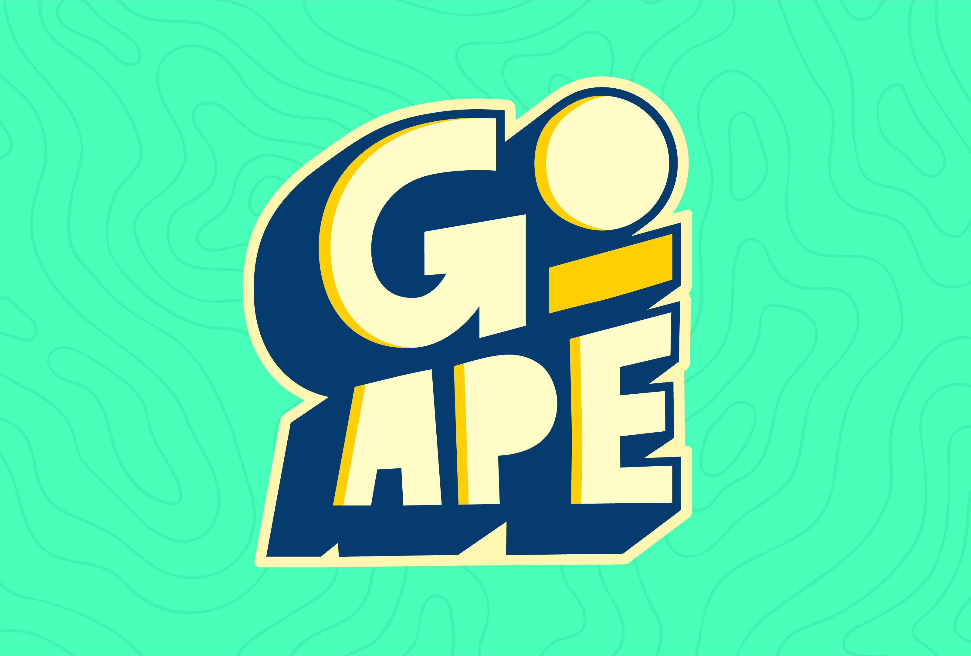 Go Ape Brand Identity