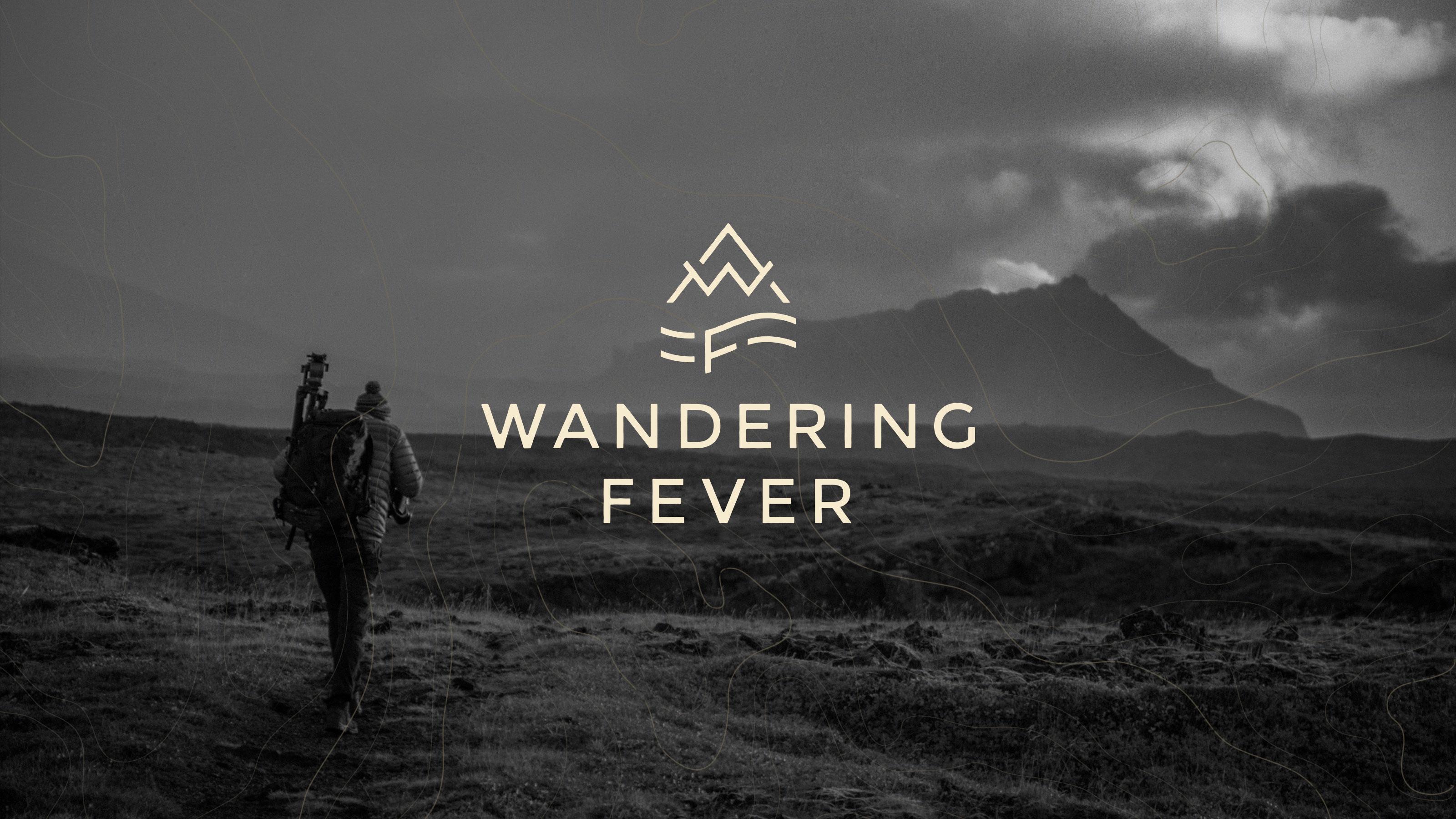 Wandering Fever branding