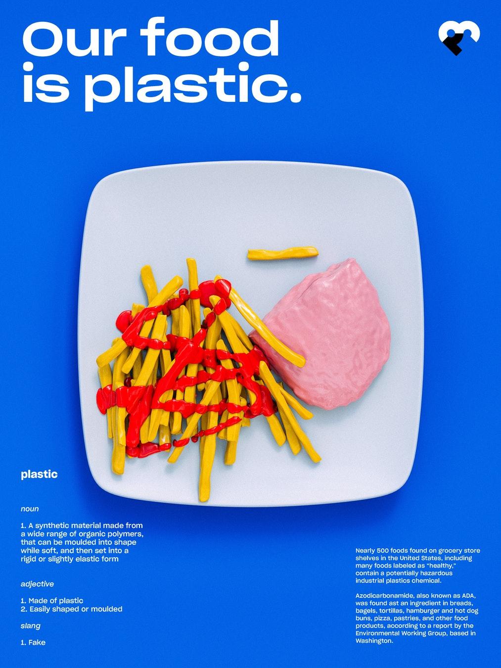 Plastic Matters branding