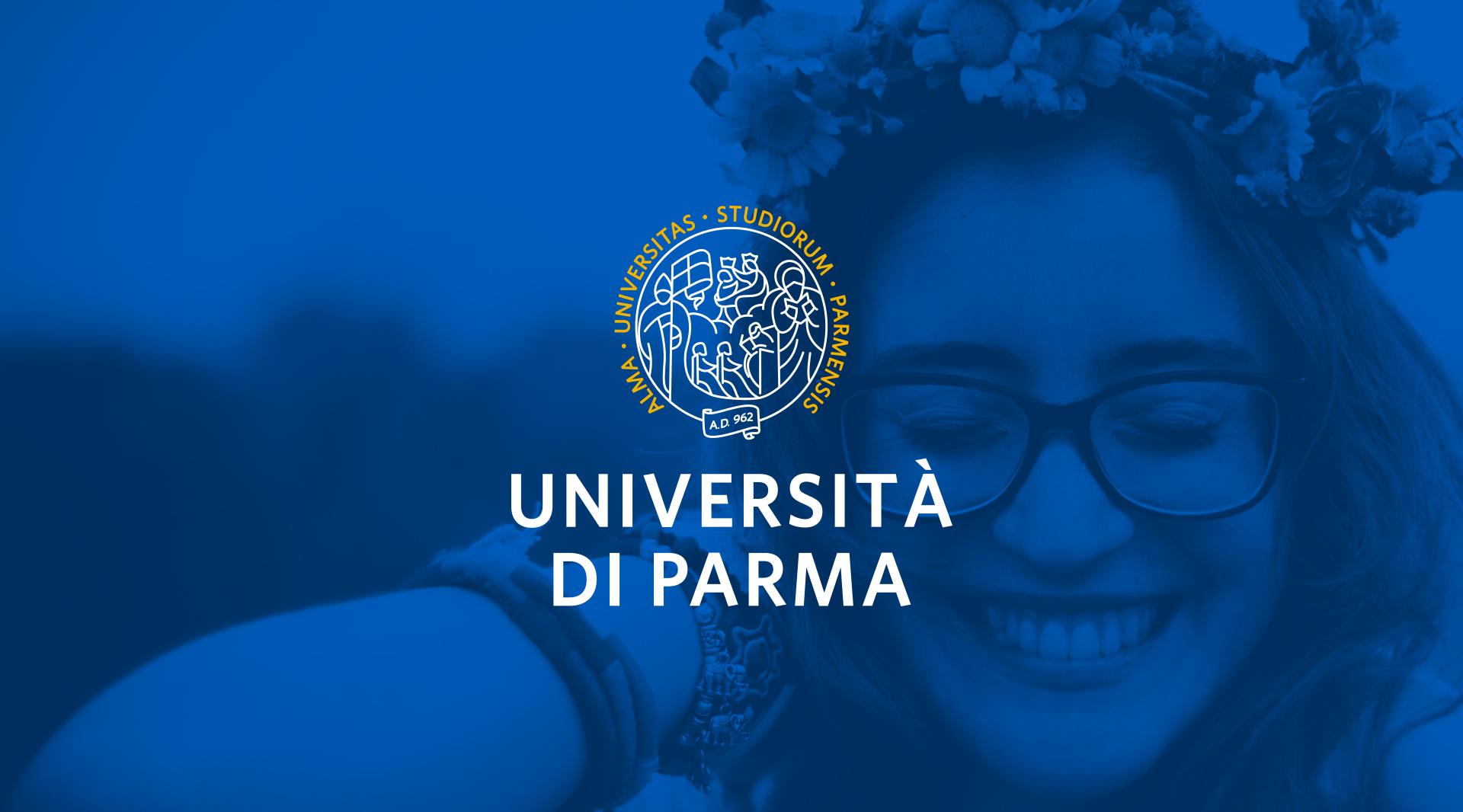 Universita di Parma new brand