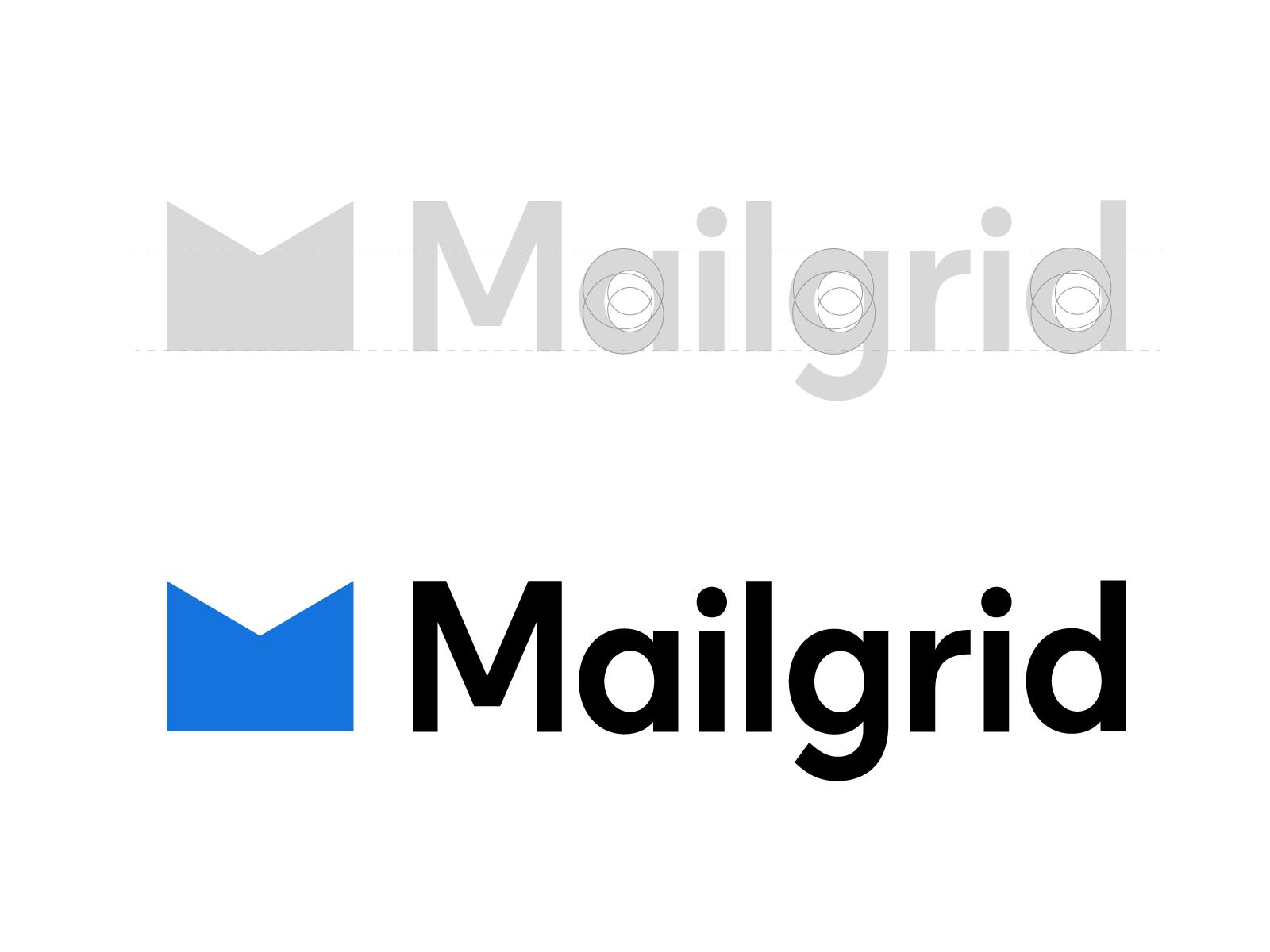 Mailgrid new logo
