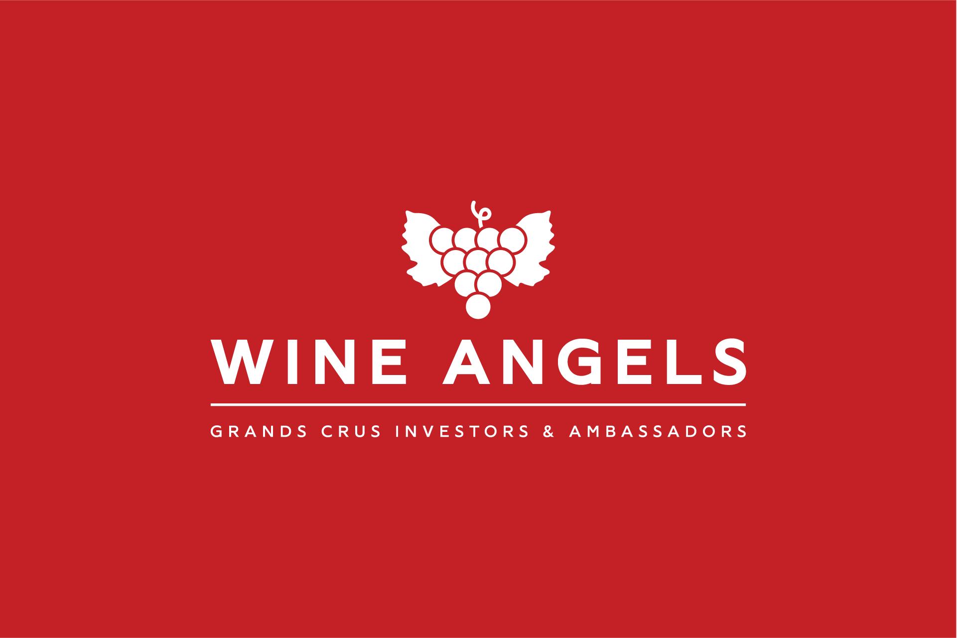 Wine Angels branding