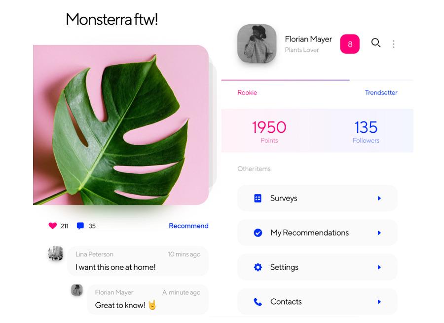 CrowdSource App design