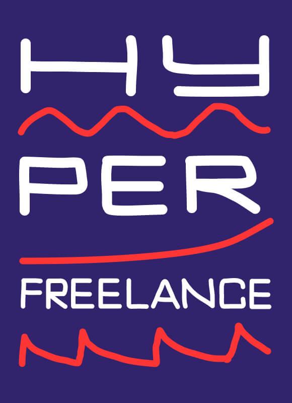 The hyper freelance model