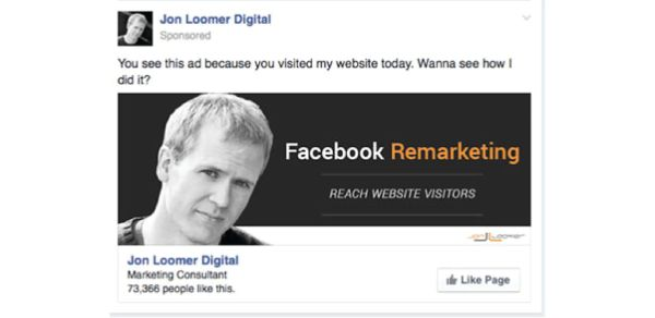 jon loomer facebook remarketing