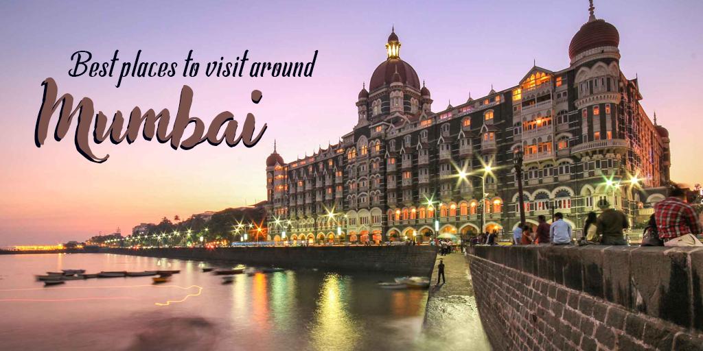 places to visit around mumbai