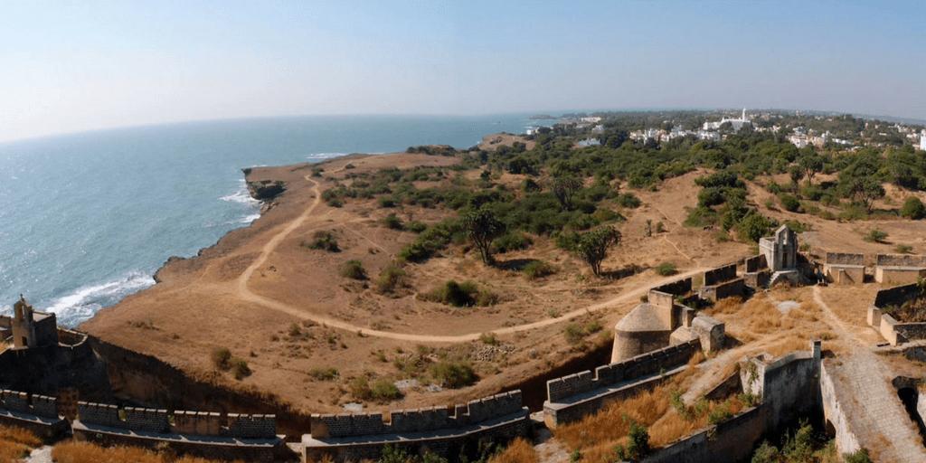 Places to Visit around Mumbai-Daman and diu