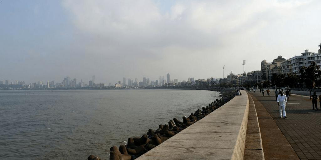 Places to Visit around Mumbai-Girgaum Chowpatty