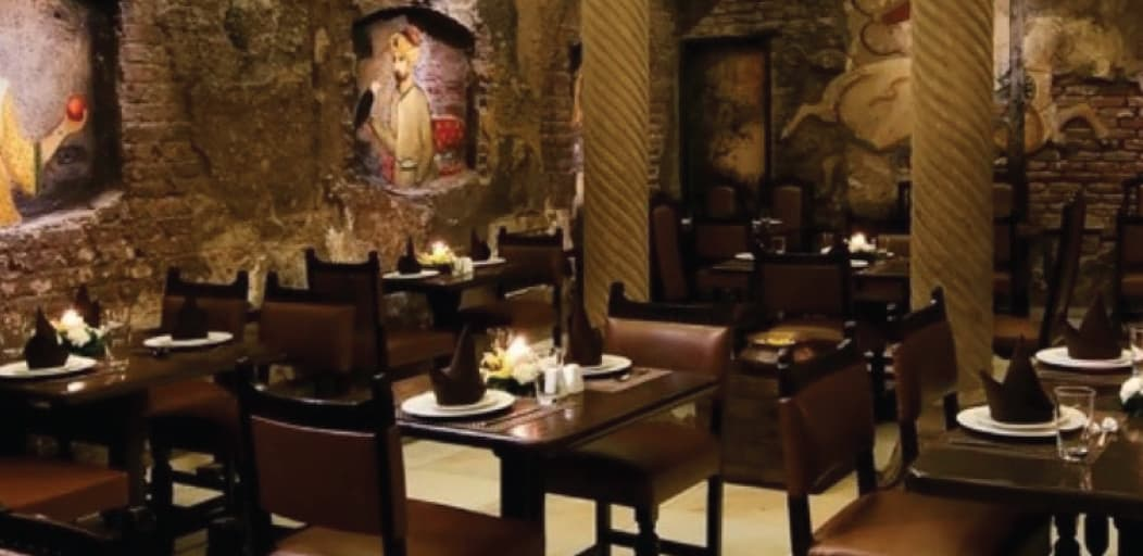 romantic restaurants in Mumbai - Khyber