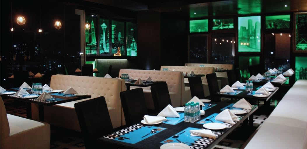 romantic restaurants in Mumbai - 90ft