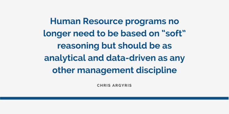 Human Resource Program