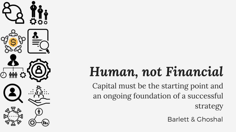 Human Not Financial