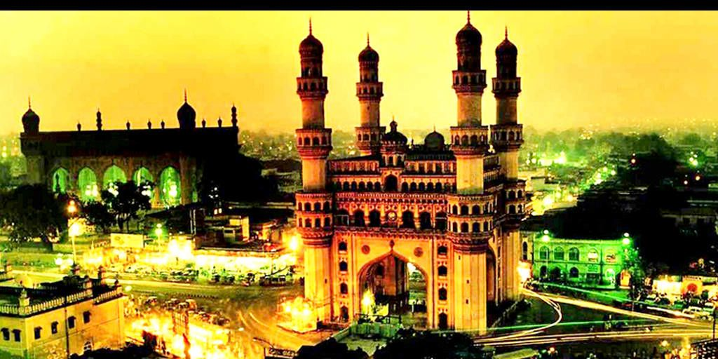 Places to visit in January in India - Hyderabad