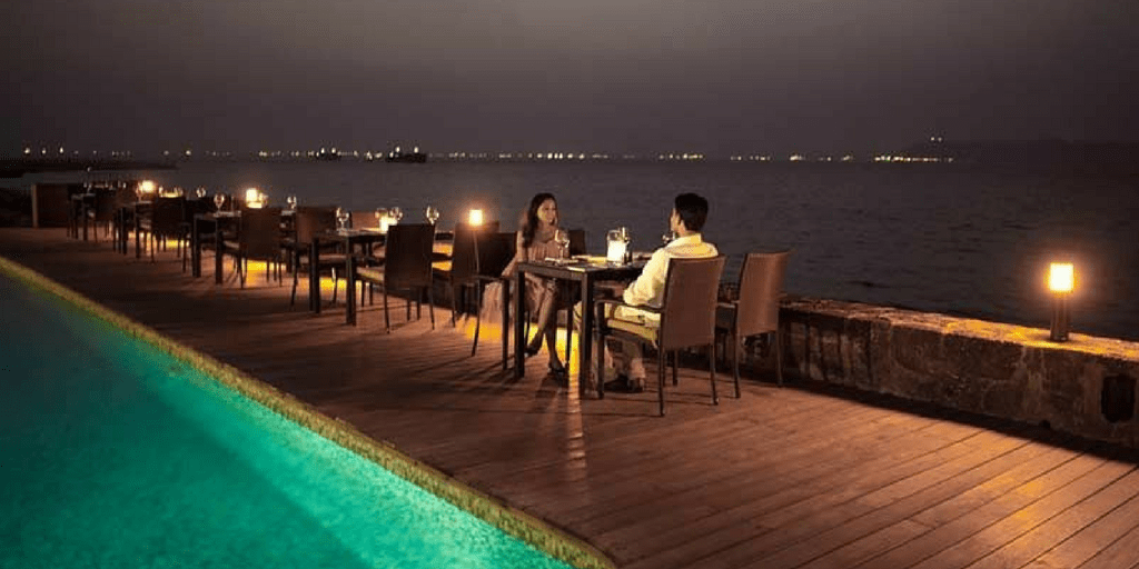 Simply Grills by Mariott in Goa
