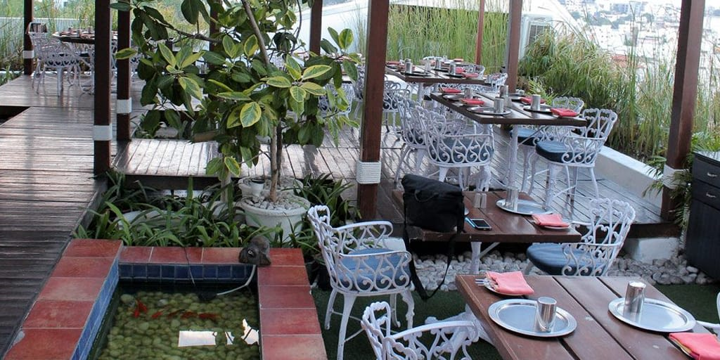 Exotic Romantic Date at Zafraan Exotica Hyderabad